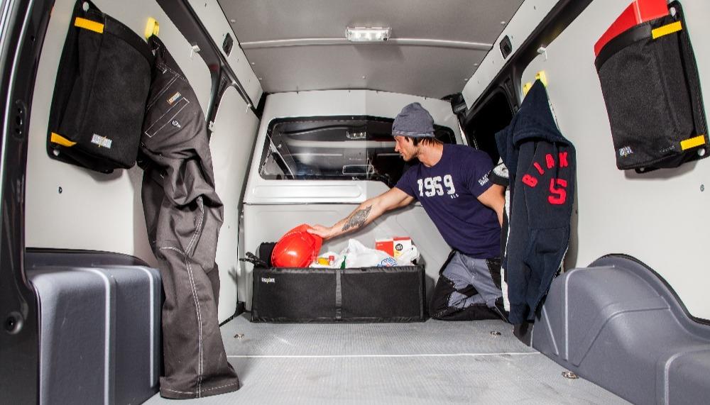 Hvorfor trenger du varme i varerommet på varebilen?