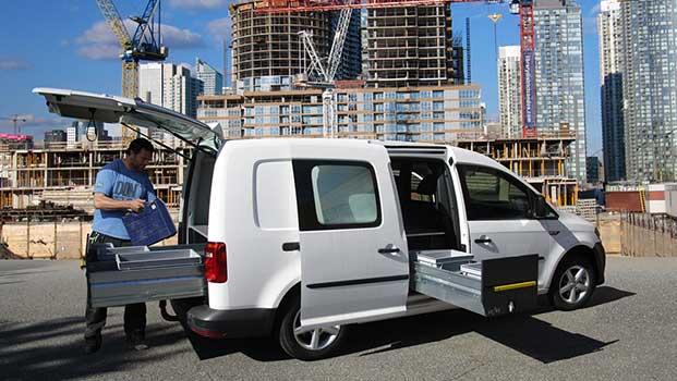 Inredningen i arbetsbilen är ditt viktigaste verktyg, tänk kvalitét!